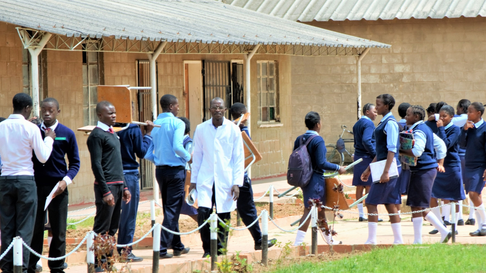 Chongwe School, Zambia